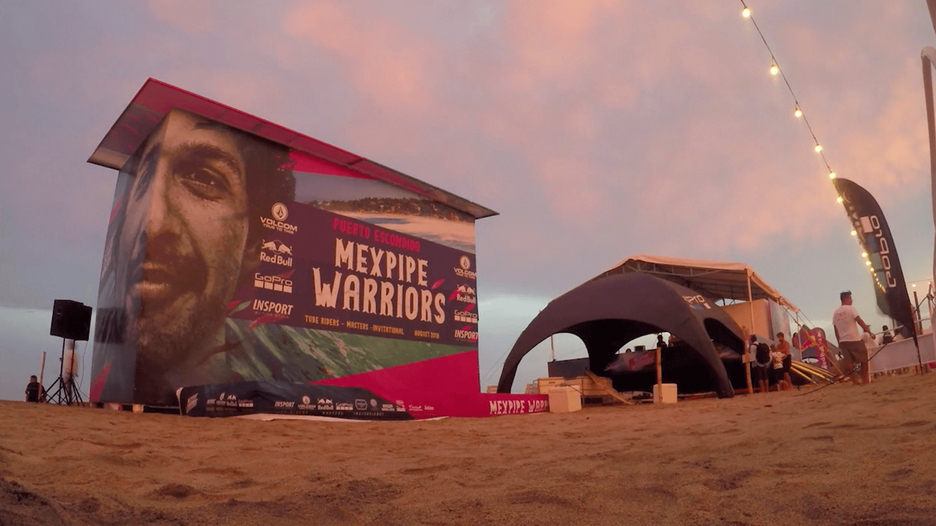 Insport - Mexpipe Warriors 2018