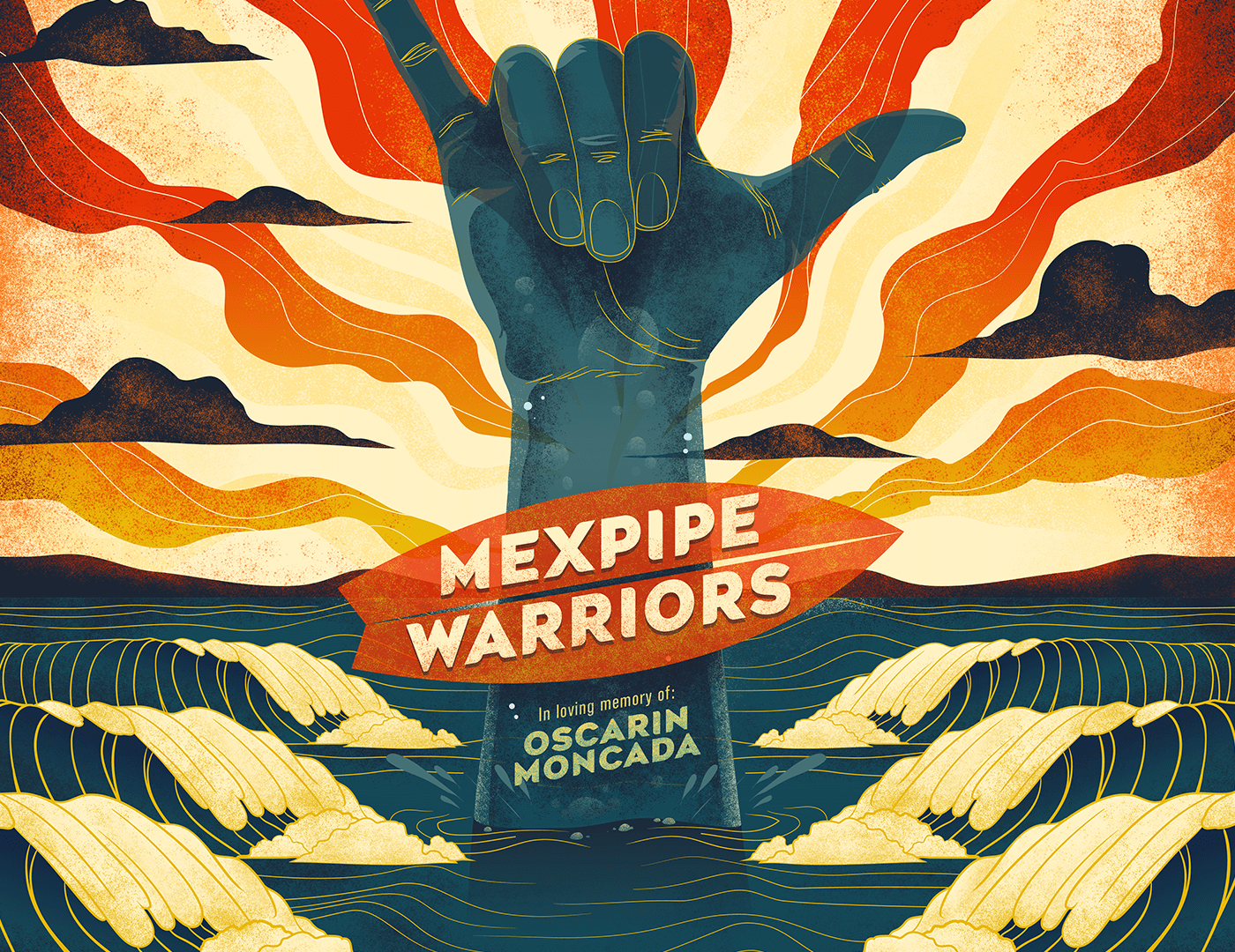 Insport - Mexpipe Warriors 2019